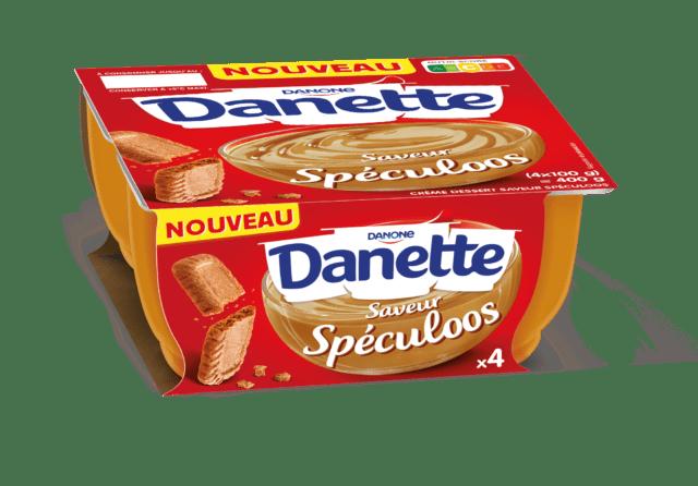 Pack Danette saveur Spéculoos