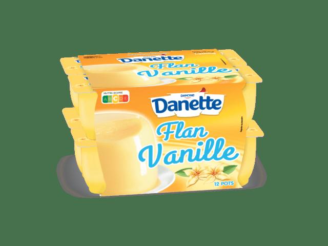 Danette Flan Vanille