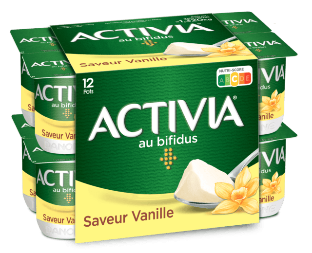 Activia Saveur Vanille