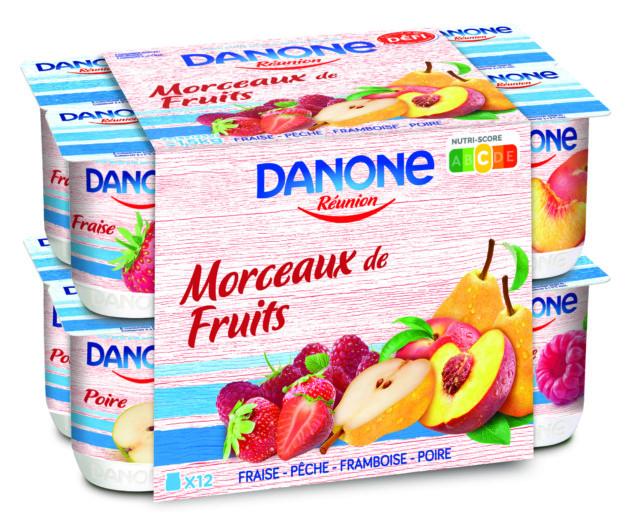 Danone Fruits Rouges