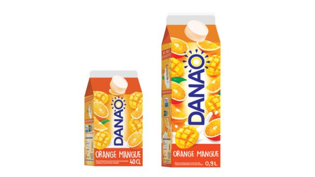 Danao Orange Mangue